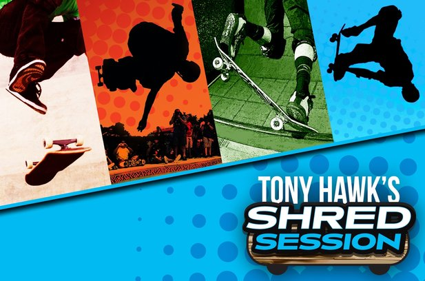 Activision kündigt Tony Hawk's Shred Session für iOS und Android an.