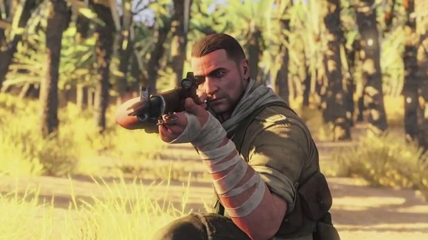 Sniper Elite 3 - Gameplay-Trailer zu den Features