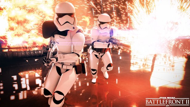 Star Wars: Battlefront 2 erscheint am 17. November 2017.