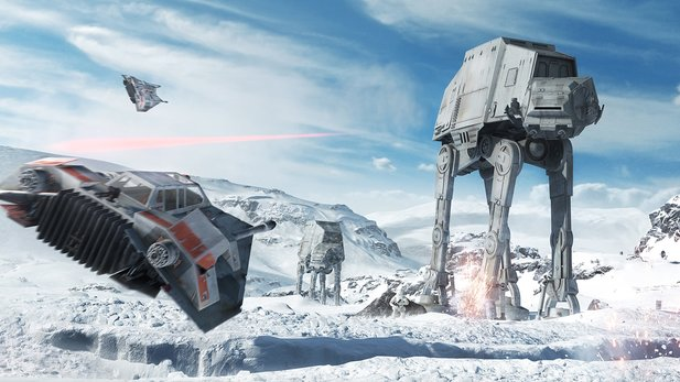Star Wars: Battlefront - Gefecht auf Hoth im Gameplay-Trailer