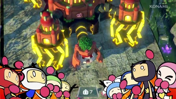 Super Bomberman R - Gameplay-Trailer enthüllt Nintendo Switch-Version des Party-Klassikers
