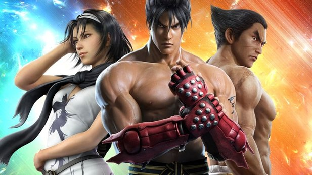 Test-Video von Tekken Tag Tournament 2