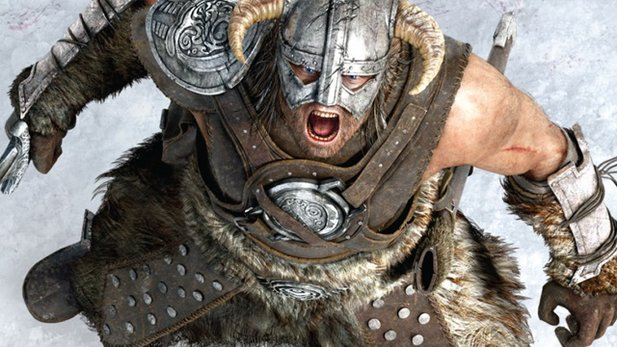 The Elder Scrolls 5: Skyrim - Test-Video