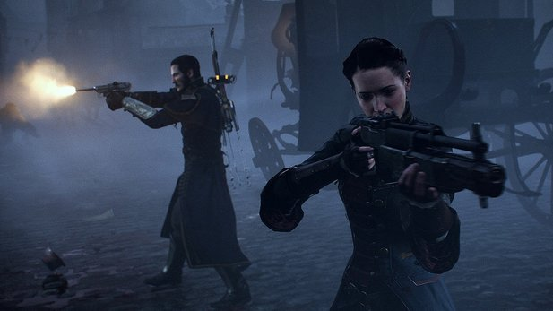 The Order: 1886 - E3-Trailer zum Steampunk-Action-Adventure