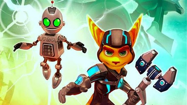 Test-Video von The Ratchet & Clank Trilogy