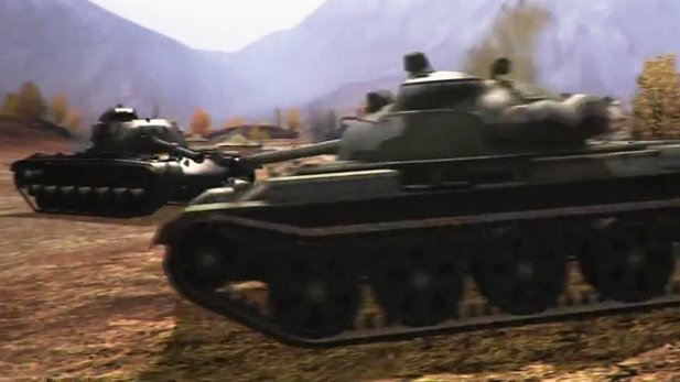 Trailer von World of Tanks Blitz