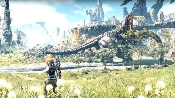 Xenoblades Chronicles X in neuem Glanz