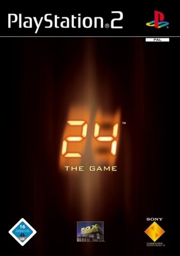 Cover zu 24: The Game
