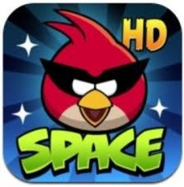Cover zu Angry Birds Space