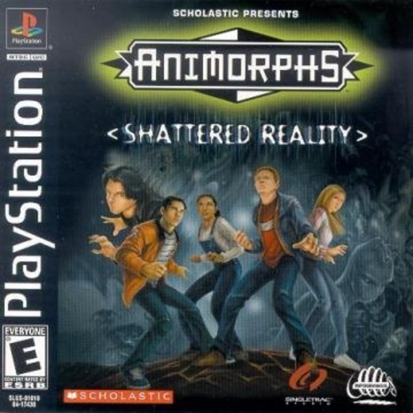 Cover zu Animorphs: Shattered Reality
