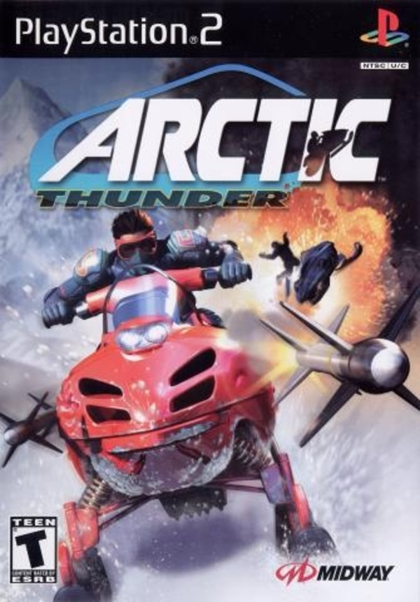 Cover zu Arctic Thunder