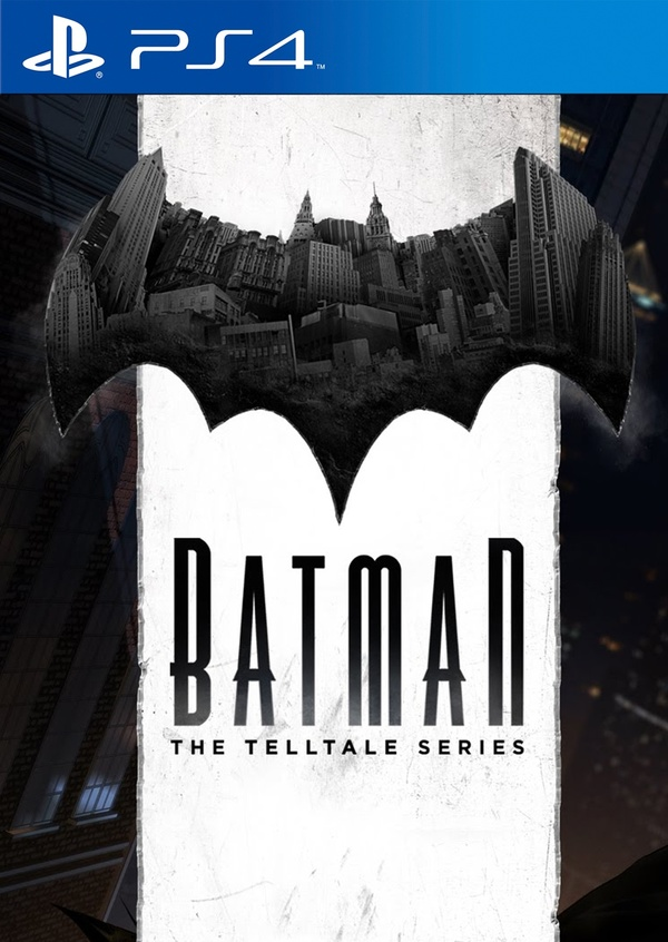 Cover zu Batman: The Telltale Series