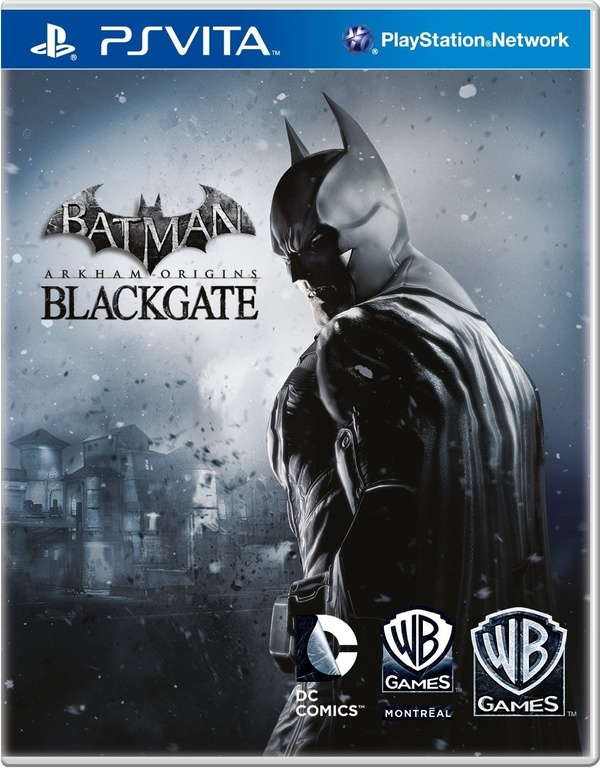 Cover zu Batman: Arkham Origins Blackgate