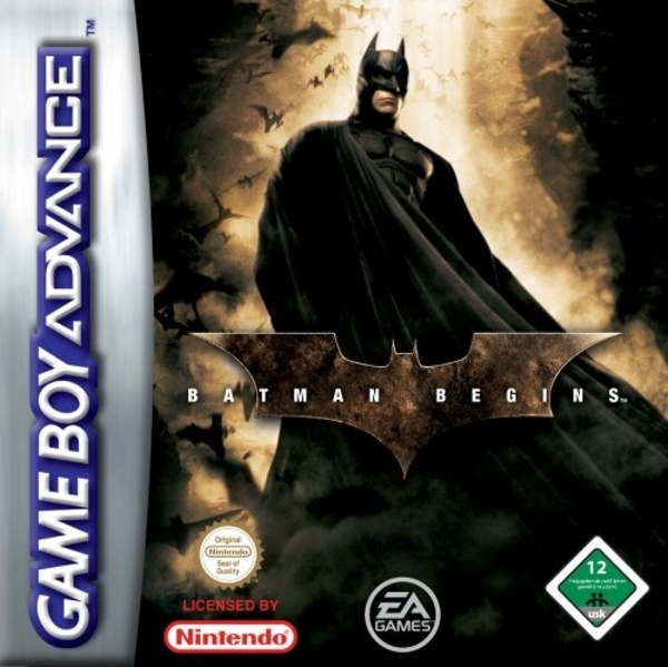 Cover zu Batman Begins