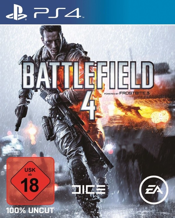 Cover zu Battlefield 4