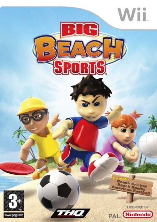 Cover zu Big Beach Sports