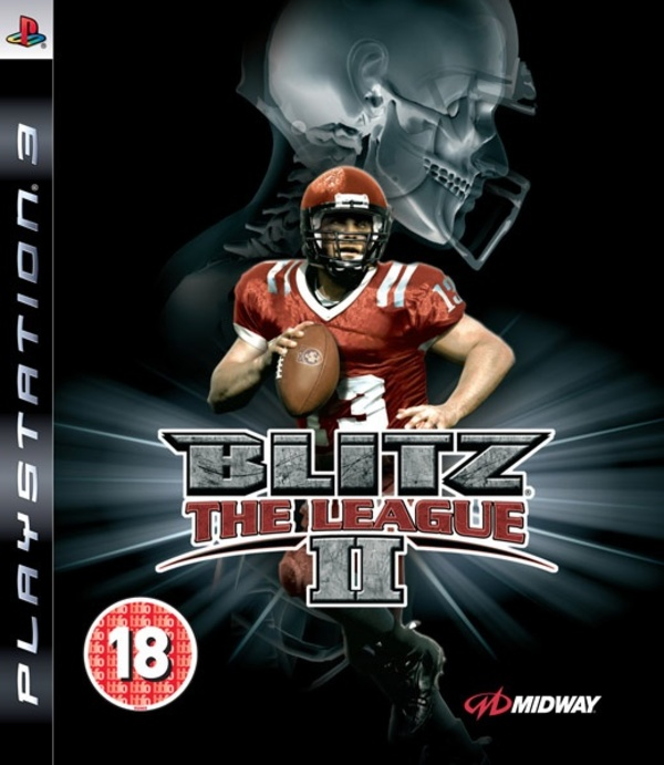 Cover zu Blitz: The League II