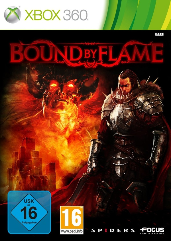 Cover zu Bound by Flame