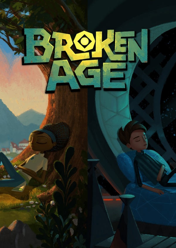 Cover zu Broken Age