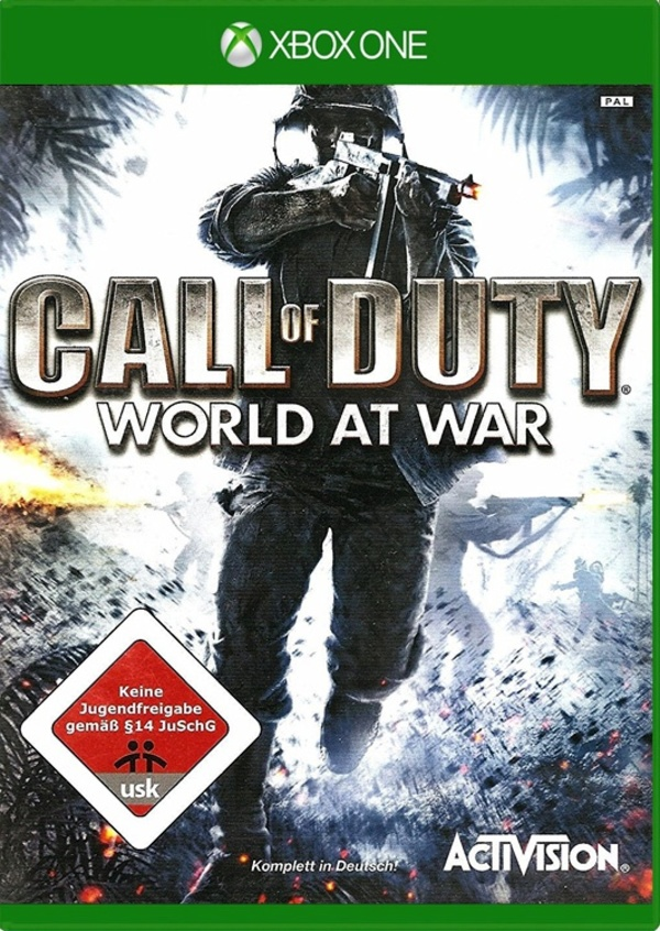 Cover zu Call of Duty: World at War