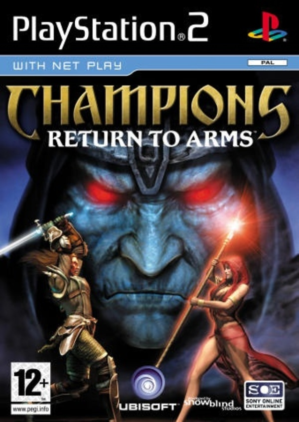 Cover zu Champions: Return to Arms