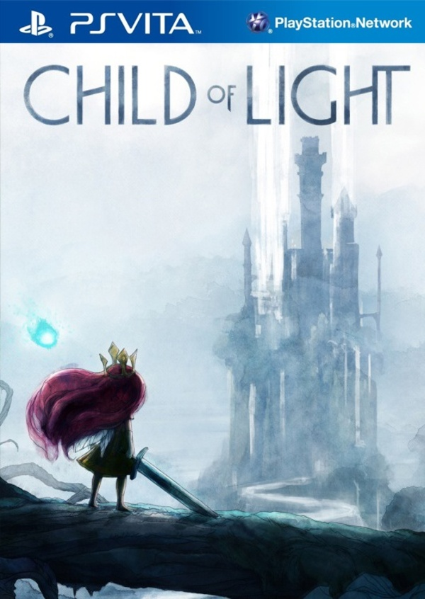 Cover zu Child of Light