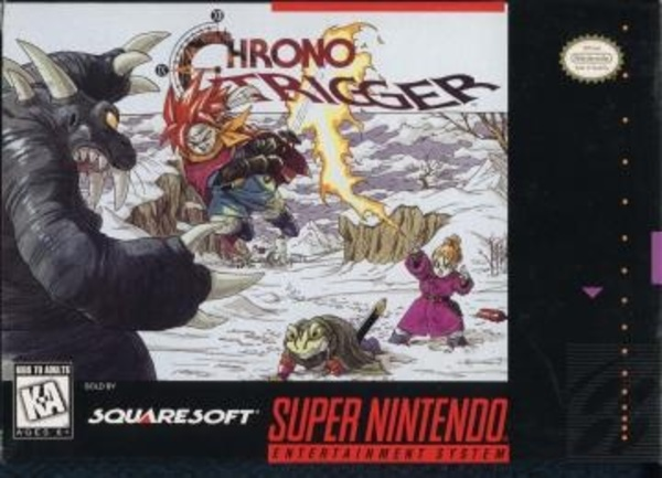 Cover zu Chrono Trigger