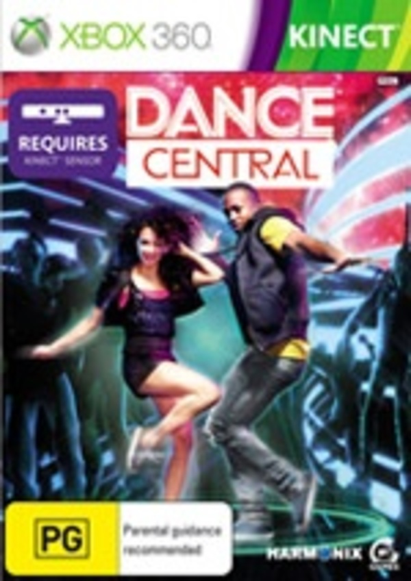 Cover zu Dance Central