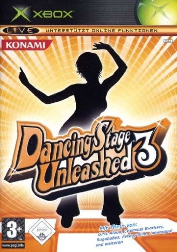 Cover zu Dancing Stage Unleashed 3