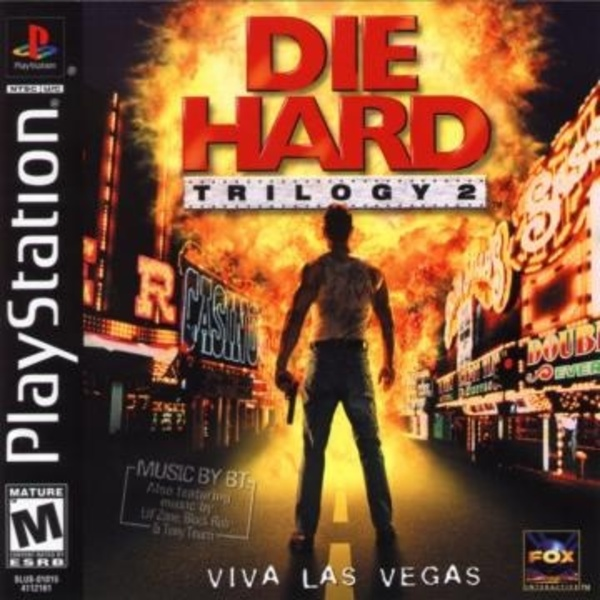Cover zu Stirb Langsam Trilogy 2: Viva Las Vegas
