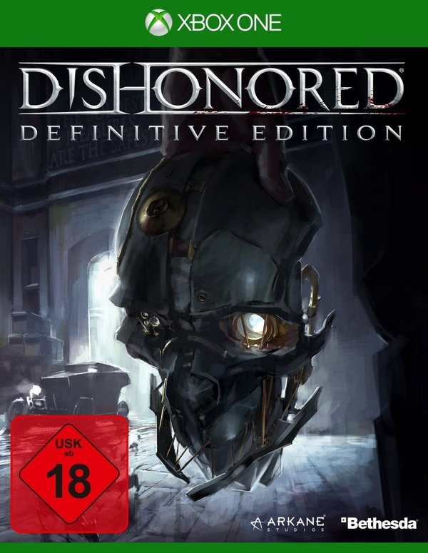 Cover zu Dishonored: Definitive Edition