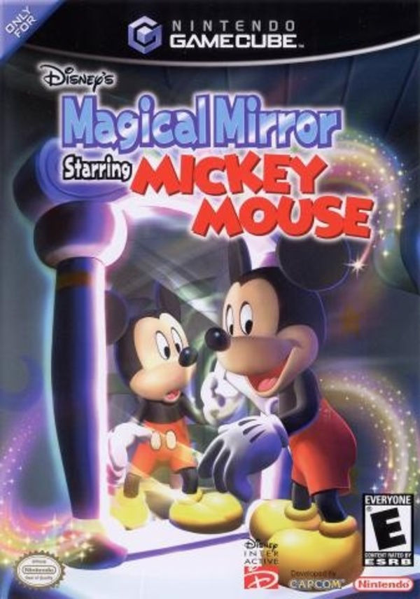 Cover zu Disney's Magical Mirror: Starring Mickey Mouse