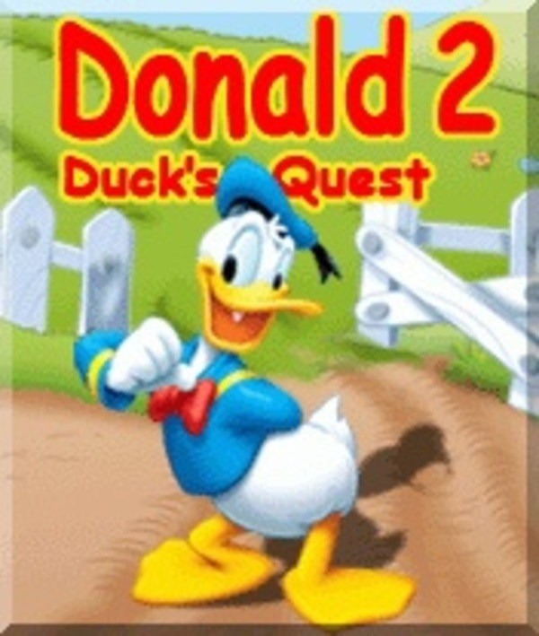 Cover zu Donald Duck's Quest 2
