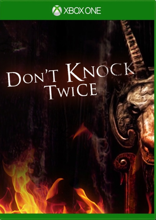 Cover zu Don't Knock Twice