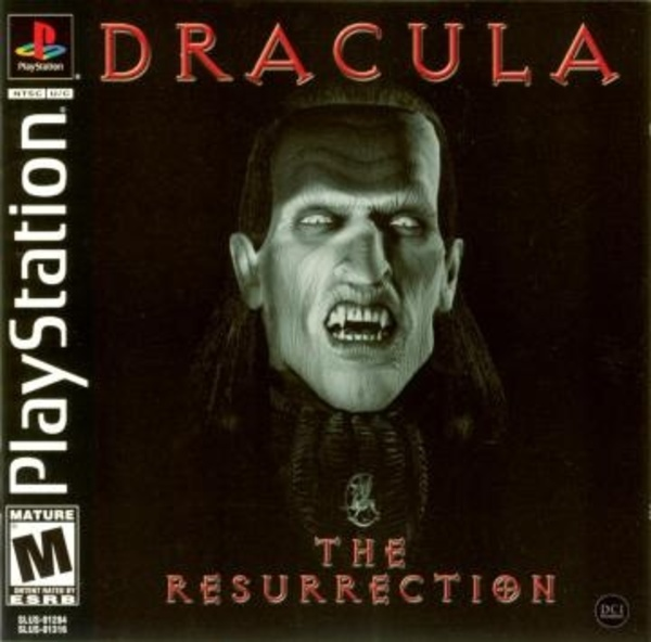Cover zu Dracula: The Resurrection