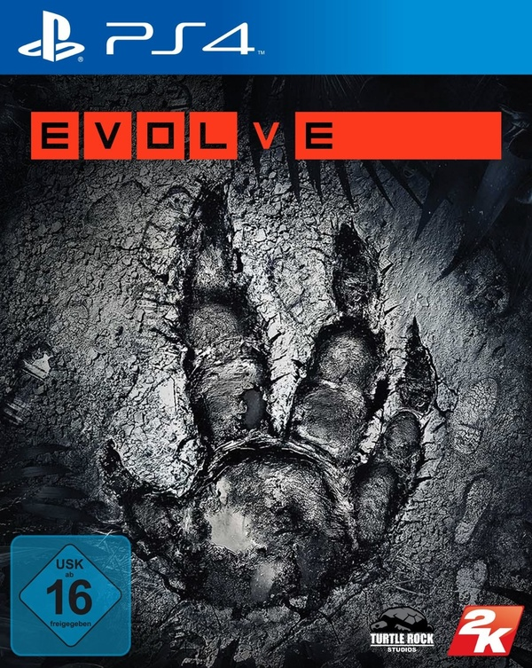 Cover zu Evolve