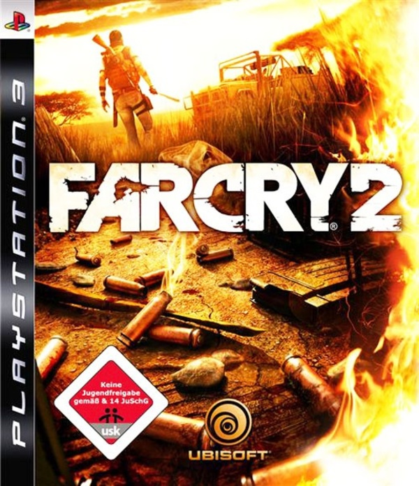 Cover zu Far Cry 2