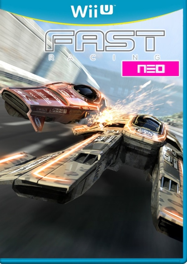 Cover zu FAST Racing Neo