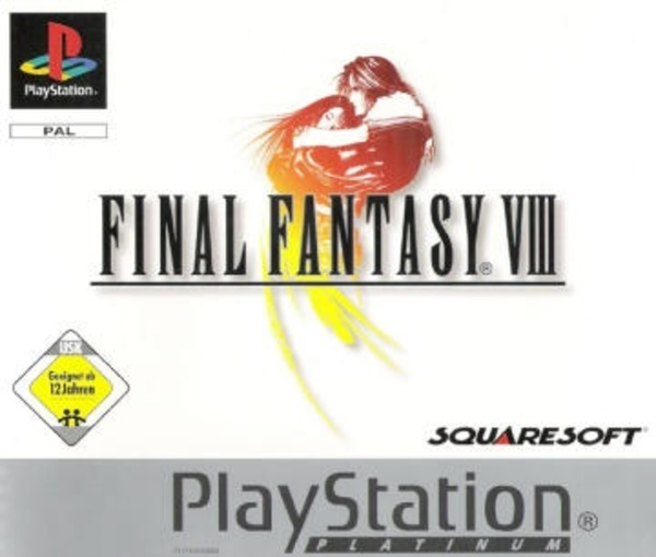 Cover zu Final Fantasy VIII
