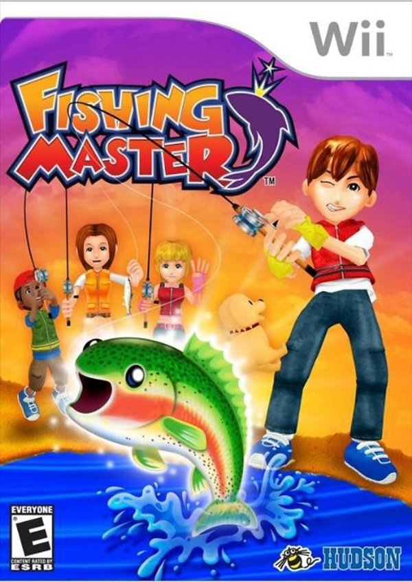 Cover zu Fishing Master