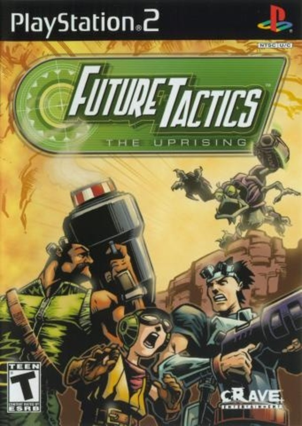 Cover zu Future Tactics