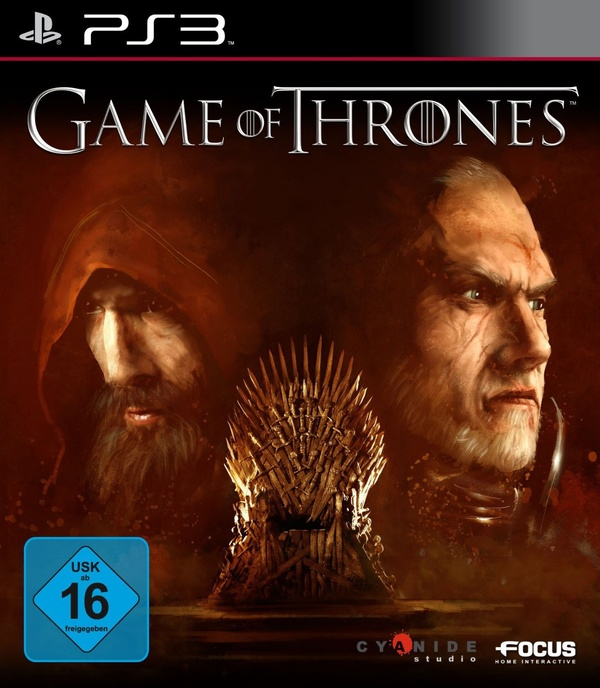 Cover zu Game of Thrones