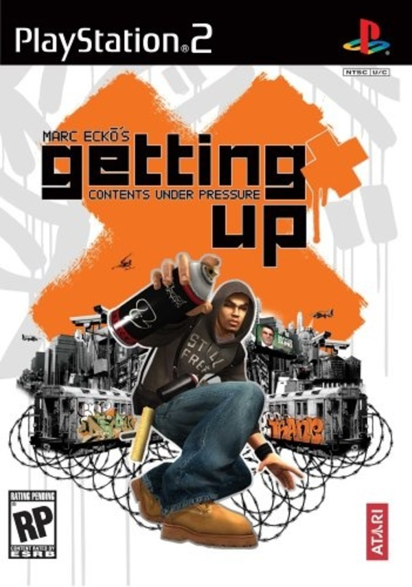 Cover zu Getting Up: Contents under Pressure
