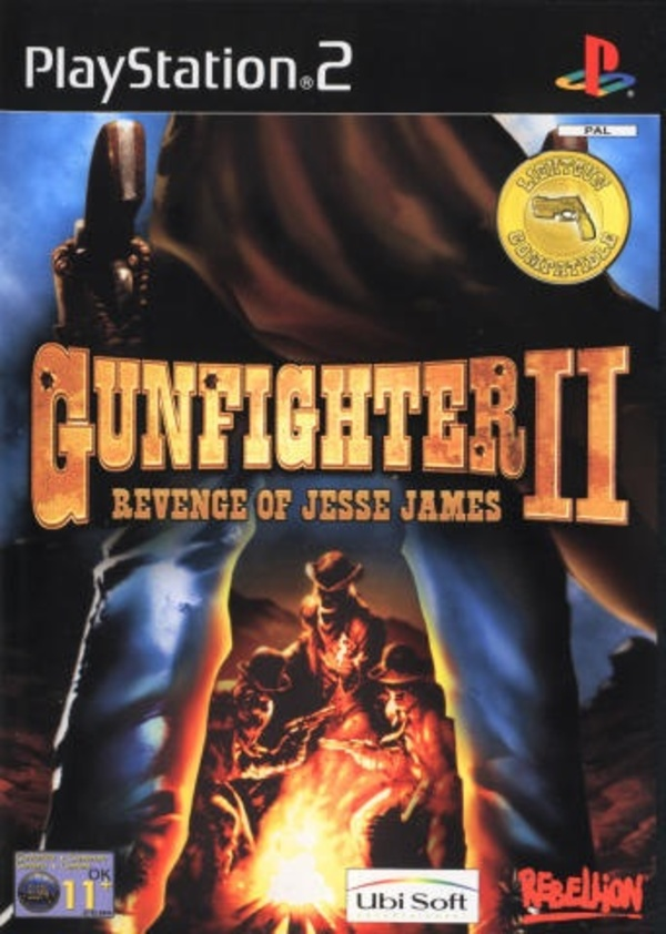 Cover zu Gunfighter 2