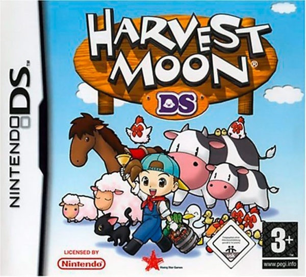 Cover zu Harvest Moon DS