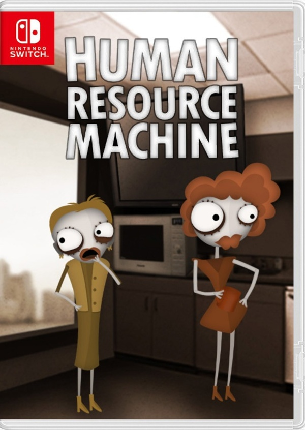 Cover zu Human Resource Machine