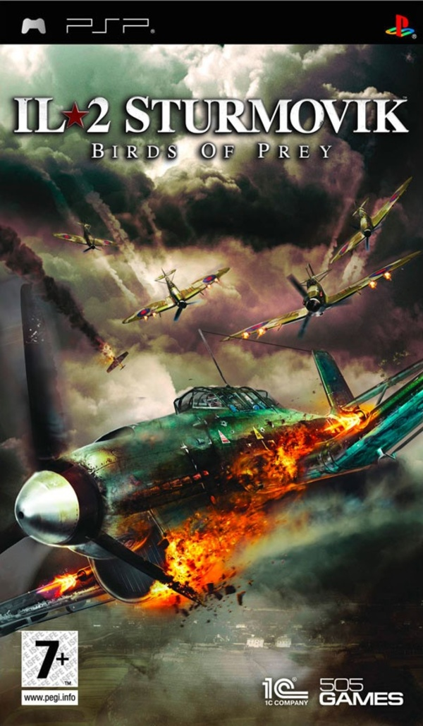 Cover zu IL-2 Sturmovik: Birds of Prey