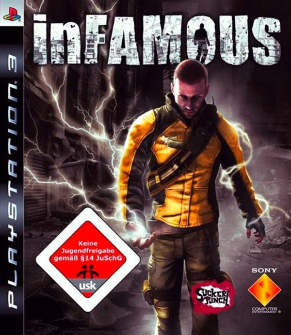 Cover zu inFamous