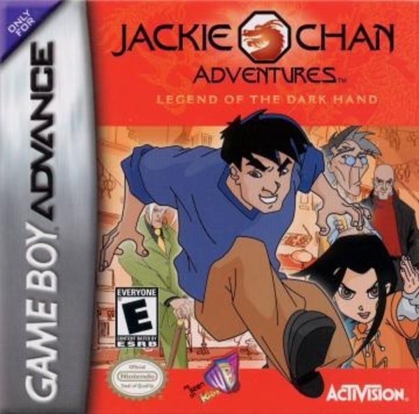 Cover zu Jackie Chan Adventures: Legend of the Dark Hand