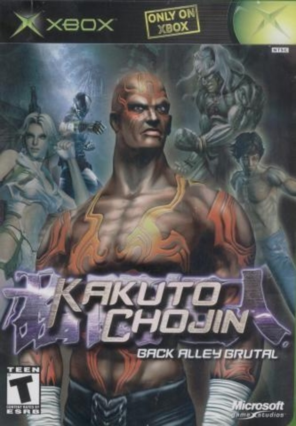 Cover zu Kakuto Chojin: Back Alley Brutal